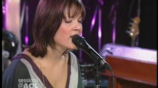 Mandy Moore - Moon Shadow @ Aol session [2003]