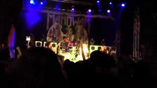 Manowar. Leeds 04/11/11