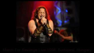 MANOWAR's Eric Adams - Live '98 vs. '07