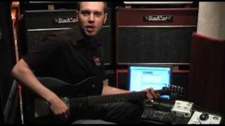 Manson's Matt Bellamy Guitar: MB-1