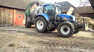Manure 2011 | New Holland T6080 + Kotte GARANT VT 16 700