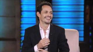 Marc Anthony at Lopez Tonight pt1