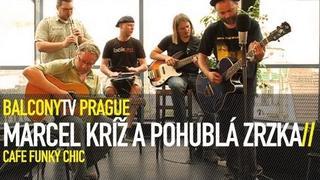 Marcel Kříž a Pohublá zrzka - Ingrid