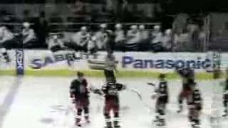 Marek Malik Shootout Goal