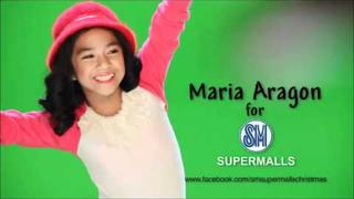 Maria Aragon For SM Christmas ChriSMs Video Montage