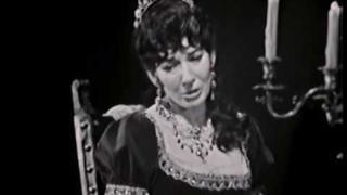 MARIA CALLAS - 1964 - VISSI D'ARTE - TOSCA