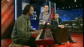 Marián Čekovský a Igor Timko music performance in STV nr. 1