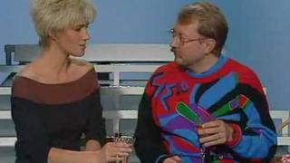 Marie Fredriksson: Jacobstage Interview 1987