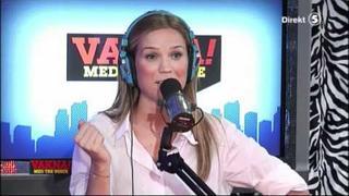Marie Serneholt svarar på Tejbz dateförfrågan - VAKNA! med the Voice