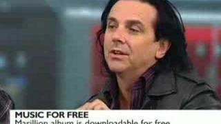 Marillion BBC News 10 Sep 2008 Happiness Is The Road