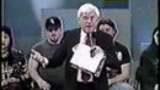 marilyn manson- phil donahue show- part 2/3