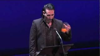 "Marilyn Manson Reads ""The Proverbs of Hell"" by William Blake"