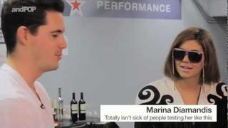 Marina and The Diamonds Interview: She is Seeing Colors (2 of 2)