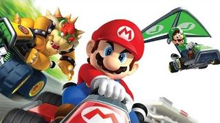 MARIO KART 7 September 12th Trailer