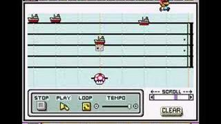 Mario Paint- Just cant get enough (Depeche Mode)