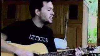 Mark Hoppus Don't Leave Me (acoustic)