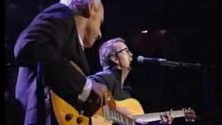 mark knopfler and eric clapton layla live