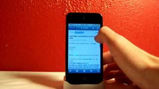 Mark Read iPod Touch, iPhone and iPad Tweak! (iOS 4.x)