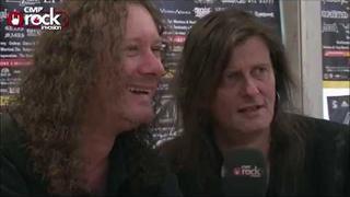 Markus Grosskopf of Helloween laughter compilation 1