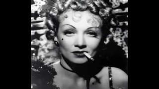 Marlene Dietrich - Blowing in the wind