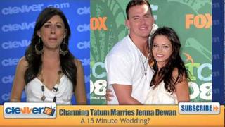 Marries Jenna Dewan