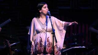 "Marta Gomez sings ""Granada"" Live at Joes Pub (NYC) 2011"