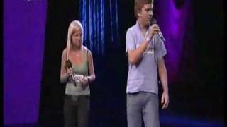 Martin Chodúr a Tereza Kopáčková - Ain´t No Mountain High