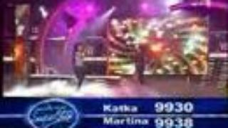 Martina Schindlerova & Katka Koscova - The shoop shoop song