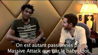 Massive Attack - L'Express Interview 2010