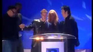 Massive Attack Win Best Dance Act At The Brits 1996
