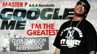 """Master P """"GOOGLE ME - I'M THE GREATEST"""" feat. Miss Chee & Romeo"""