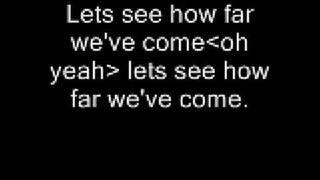 Matchbox Twenty How far we've come lyrics