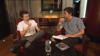 Matt Bellamy interview on Video Hits, January 2011