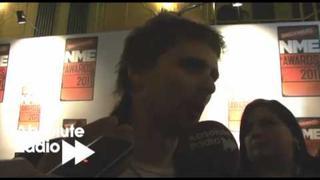 Matt Bellamy: new Muse album interview