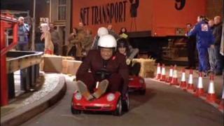 Matt Bellamy's Driving Skills