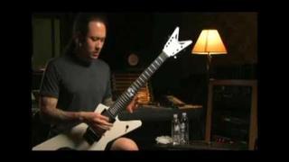 Matt Heafy - Guitar Lessons From Shogun DVD (Part 2)