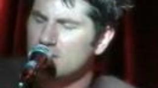 Matt Nathanson Bent Live