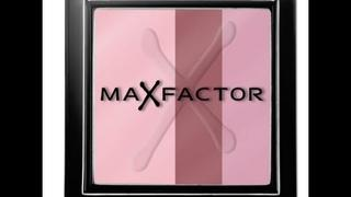 MAX FACTOR EYESHADOW TRIO REVIEW