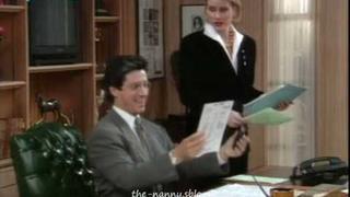 Maxwell, Sisi a Niles v kanceláři