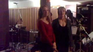 MaYaN Vocal recordings - Floor Jansen & Simone Simons