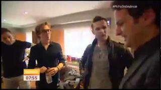 McFly On Tour - Daybreak [April 11, 2012]