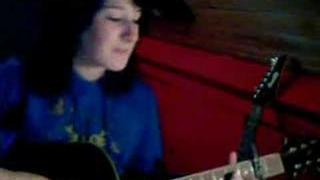 Me singing and playing 'Bitch' by Meredith Brooks