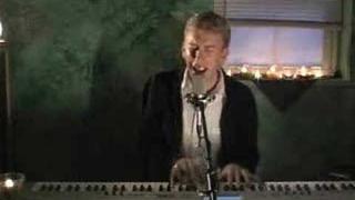 Me singing Bridge over Troubled Waters
