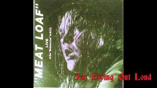 Meat Loaf - For Crying Out Loud