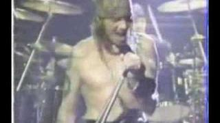 Media Report- Guns N' Roses at the Ritz 1991