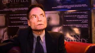 Meet Dieter Laser, the scary star of The Human Centipede