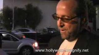 meet fans at Hollywood