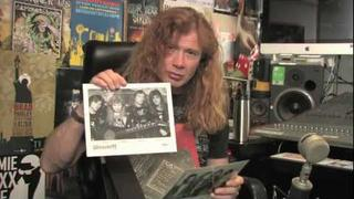 "Megadeth | Dave Mustaine - Unboxing of ""Peace Sells... But Who's Buying?"""