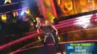 Megasztár 4 - Bencsik Tamara - Holding Out For a Hero (Bonnie Tyler)