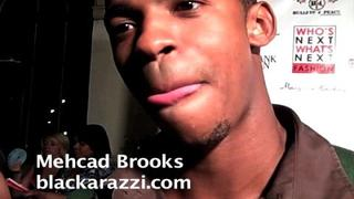MEHCAD BROOKS: BEAUTY AND BRAINS!